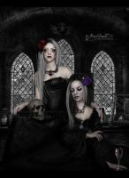Blood Sisters by LadyxBoleyn