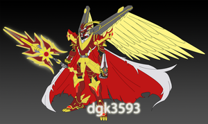 ArchKnightmon Ultimate Mode by dgk3593