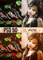 PSD 50. by iaminthelalaland