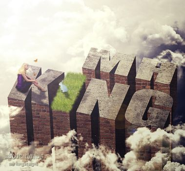 Above Clouds-mh King by mhug