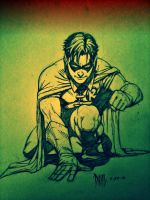 Robin: Dick Grayson by DanielDahl