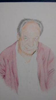 My Grandpa by Evinkar