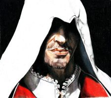 Ezio Auditore from Firenze by Summy93