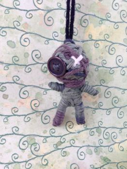 String Doll- First Attempt by Quendrega