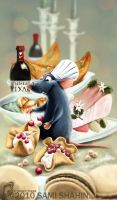 Le Petit Chef by SamiShahin-Art