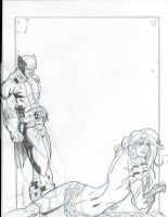 Blackest Sight Page 51 Pencil by RadPencils
