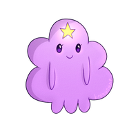Lumpy Space princess by nao-shii