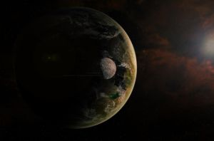 Gliese 581 d by TehAngelsCry