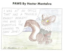 Energy Problem by HectorNY