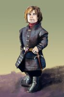 Tyrion Lannister by Vezarez