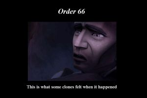 Reactions to Order 66 by Ghost141
