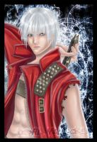 Devil May Cry - DANTE by Fullmetal-Illusion