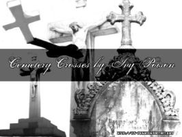 Cemetery Cross by ivy-poison