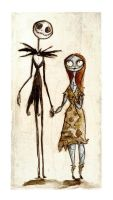 Just Jack and Sally by LadyLotte