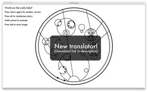 New and much-improved translator! by BlackHatGuy