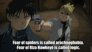 riza hawkeye by animelover0831