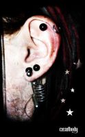 Ear experience - Doune by DesignTheSkinYourIn