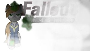 Fallout: Equestria Wallpaper (1080p EDITION) by thaBIGDADDY5