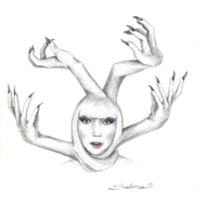 Gaga creation by dovespirit