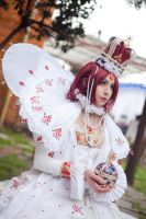 Trinity Blood - Esther by kyriee