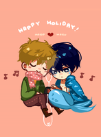 Happy Holidays!! by yuilien