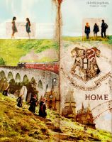 Hogwarts is Home by LadyofSnow