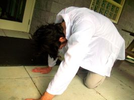 Okabe's Failure by leonhartcosplay