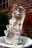 Angel of the Water by EpicPseudonym