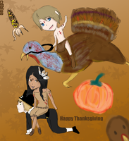 Happy Thanksgiving by cdblue