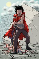 Tetsuo by shadowstheater