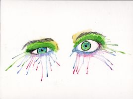 Eyes of Confusion by jvmikel