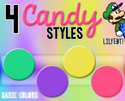 Candy Styles! by Dianithacherry