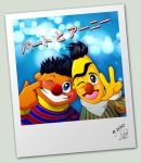 Bert and Ernie by dhulteen