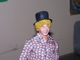 Harpo Marx Head Sculpt by venkman3000