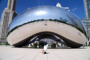 Tipping the Bean by geolio