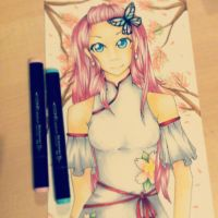 Ada (Copic Markers) by DontEatMyPiexD