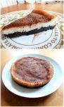 Baked Oreo Cheesecake - Vegan by ponychops
