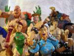 Street Fighter Party gag photo - Egli by SurfTiki