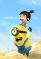 Despicable Me by fandygembuk