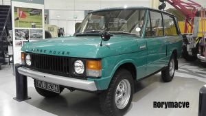 1969 Range Rover by The-Transport-Guild