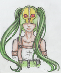 Envy Doodle by LoudMouth321