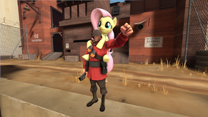 The Warm Hug - TF2 Mod [DL] by WhiteSkyPony