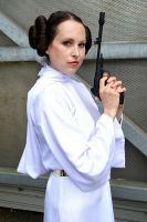 Princess Leia Cosplay (2) by masimage