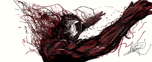 Blood Wind Carnage by zafroghippo