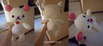 Korilakkuma Plushie by lumakesplushies