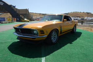 1970 Ford Mustang Boss 302 by Partywave
