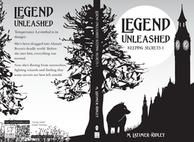 Legend Unleashed (Keeping Secrets, 1) Chapter 6 by mlatimerridley