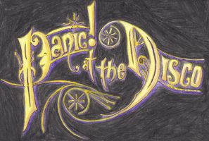 Panic at the Disco by CamiGDrocker