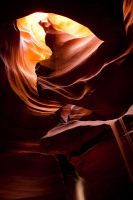 ANTELOPE CANYON II by Hart-Worx