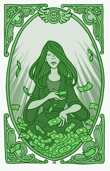 Money Lillian by Arianod